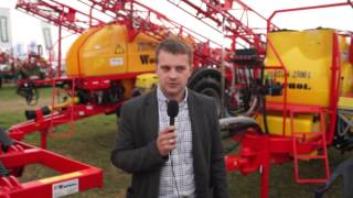 Woprol opryskiwacze na Agro Show 2014