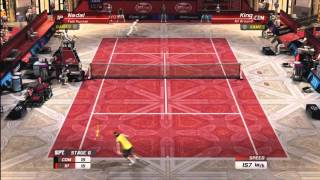 Virtua Tennis 3 - Unlocked King Achievement