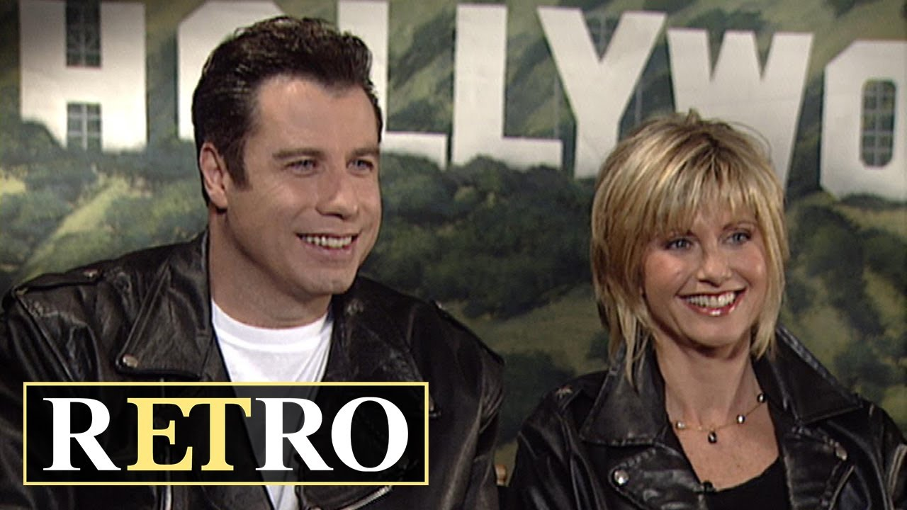 Download Grease: John Travolta and Olivia Newton-John Reflect on THAT Finale Reveal | rETro