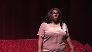 Singing: the hidden medicine | Eunique Williams | TEDxHBU