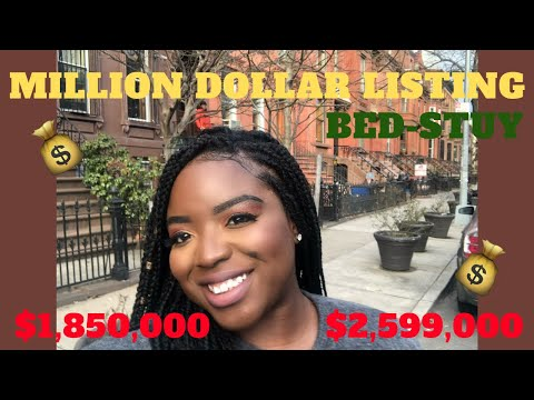 Million Dollar Listing New York: Bedford-Stuyvesant, Brooklyn | Brownstone Tour