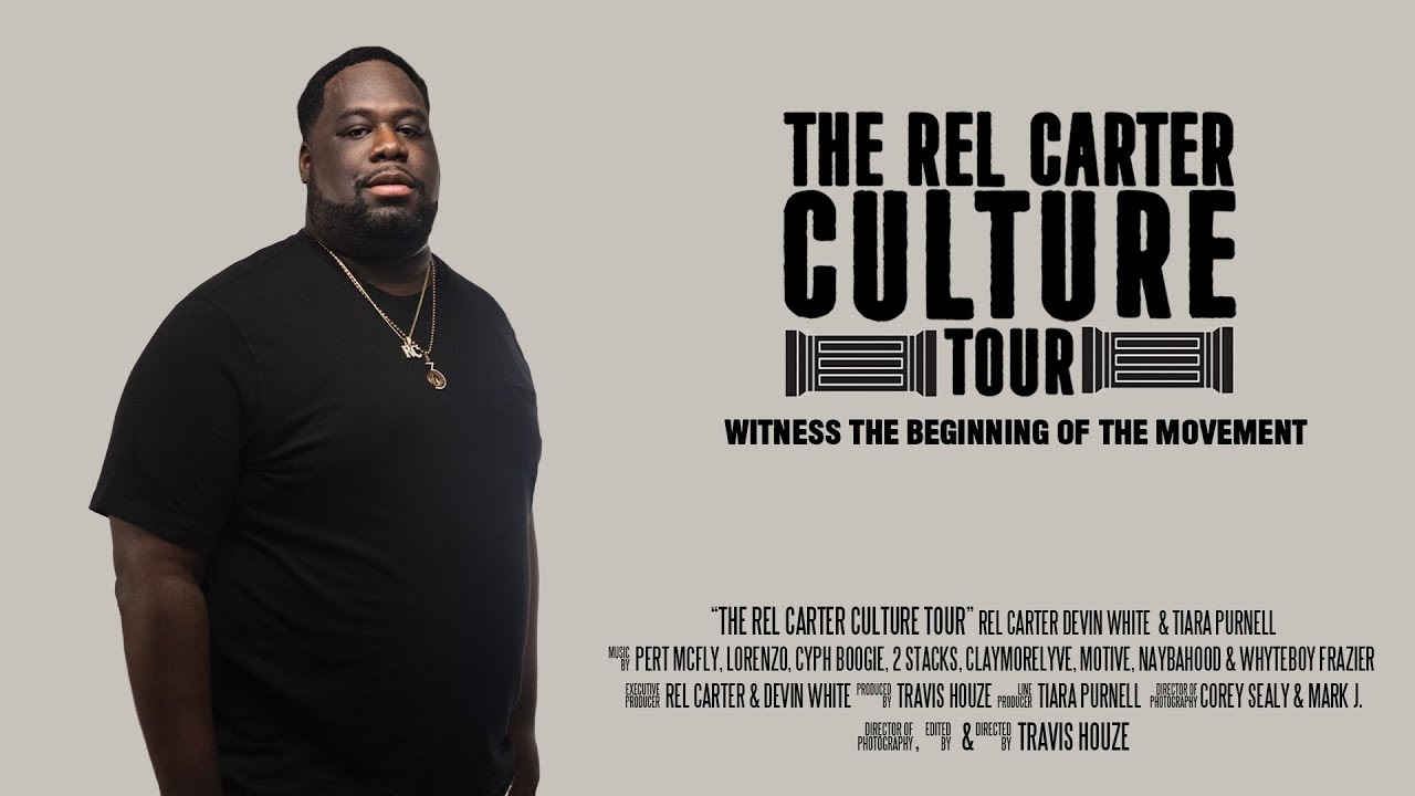 The Rel Carter Culture Tour (Full Documentary Movie) 2018