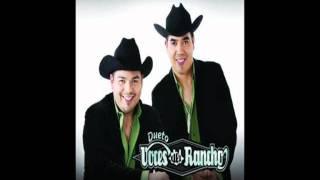 Dueto voces Del Rancho - Me Gusta Tener De Dos
