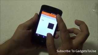 Firefox Smartphone OS Review, Tips, Tricks, Hidden Options, Features and Overview