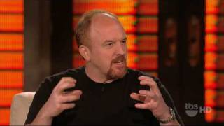 Louis C.K Performance + Interview (Lopez Tonight 100th Show 6/24/2010)