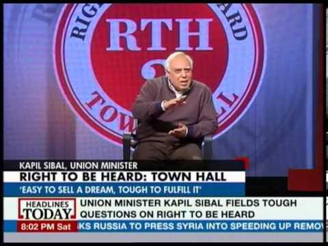 Kapil Sibal says Kejriwal is 'Khaas Aadmi'