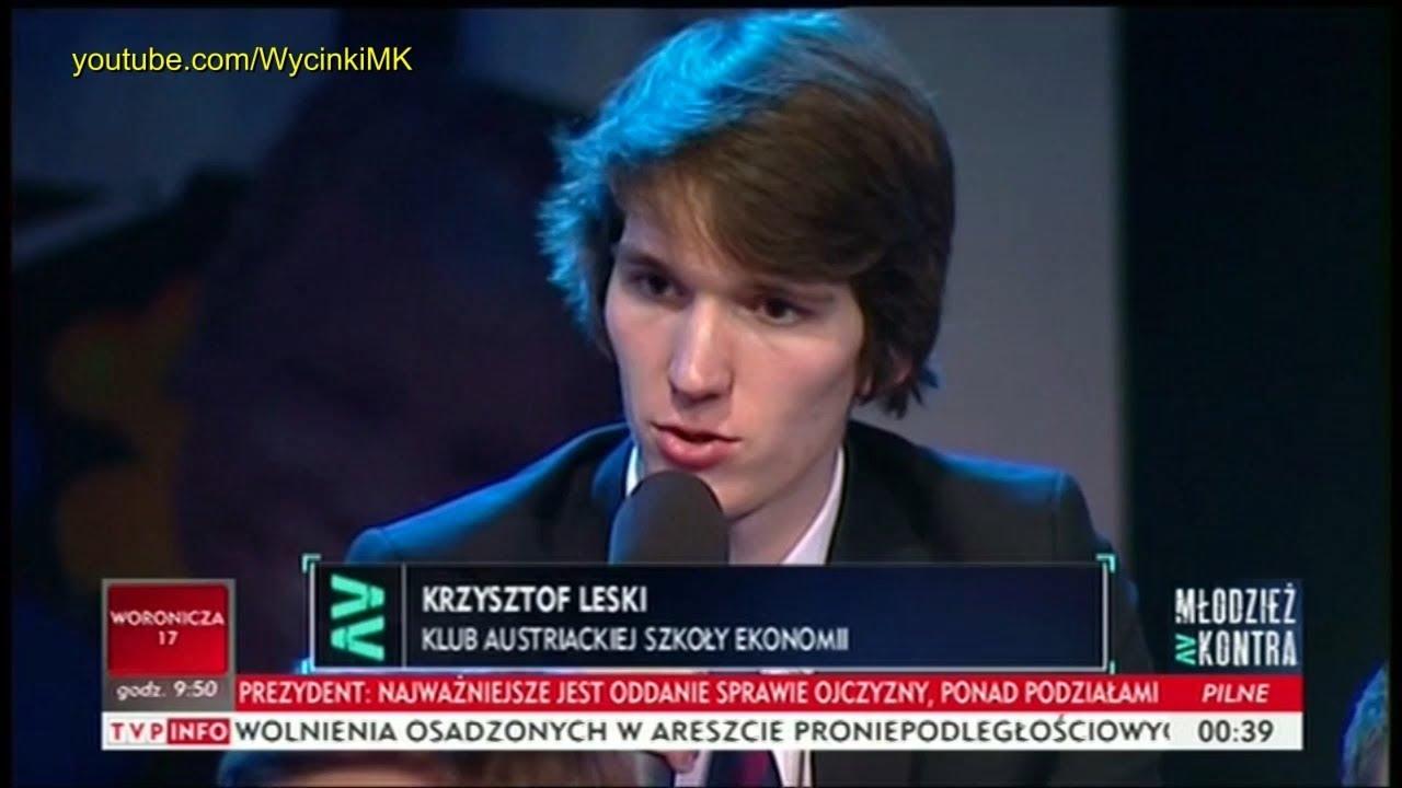 Młodzież kontra 617: Krzysztof Leski (KASE) vs Tomasz Szatkowski (wiceminister obrony narodowej)