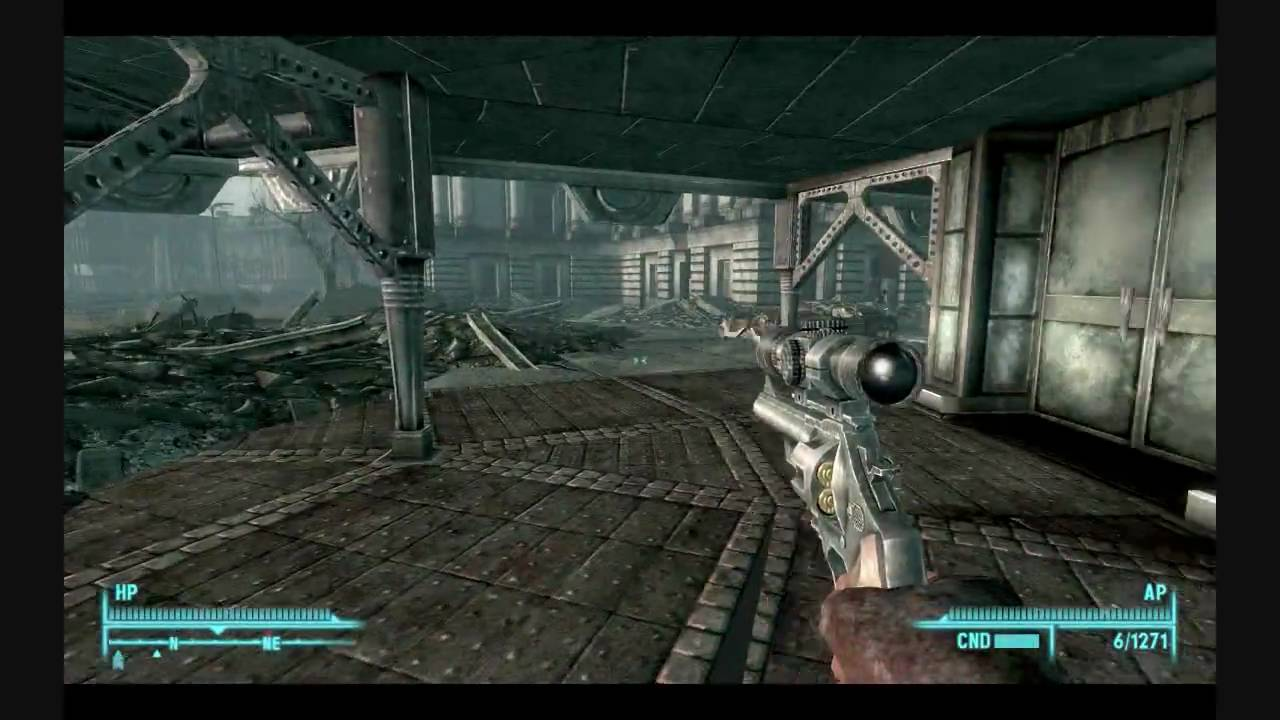 Fallout 3 Skill Books - Energy Weapons part1of2 - YouTube