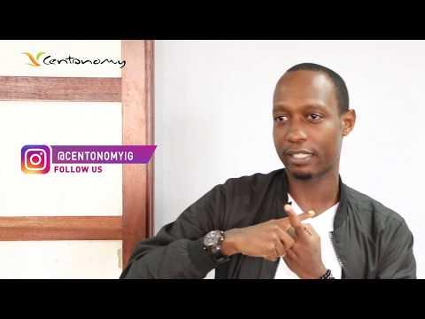 The Centonomy Entrepreneur- Benjamin Webi