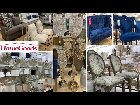 HomeGoods Furniture * Glam Home Decor * PART 3 ~ Shop With Me 2019