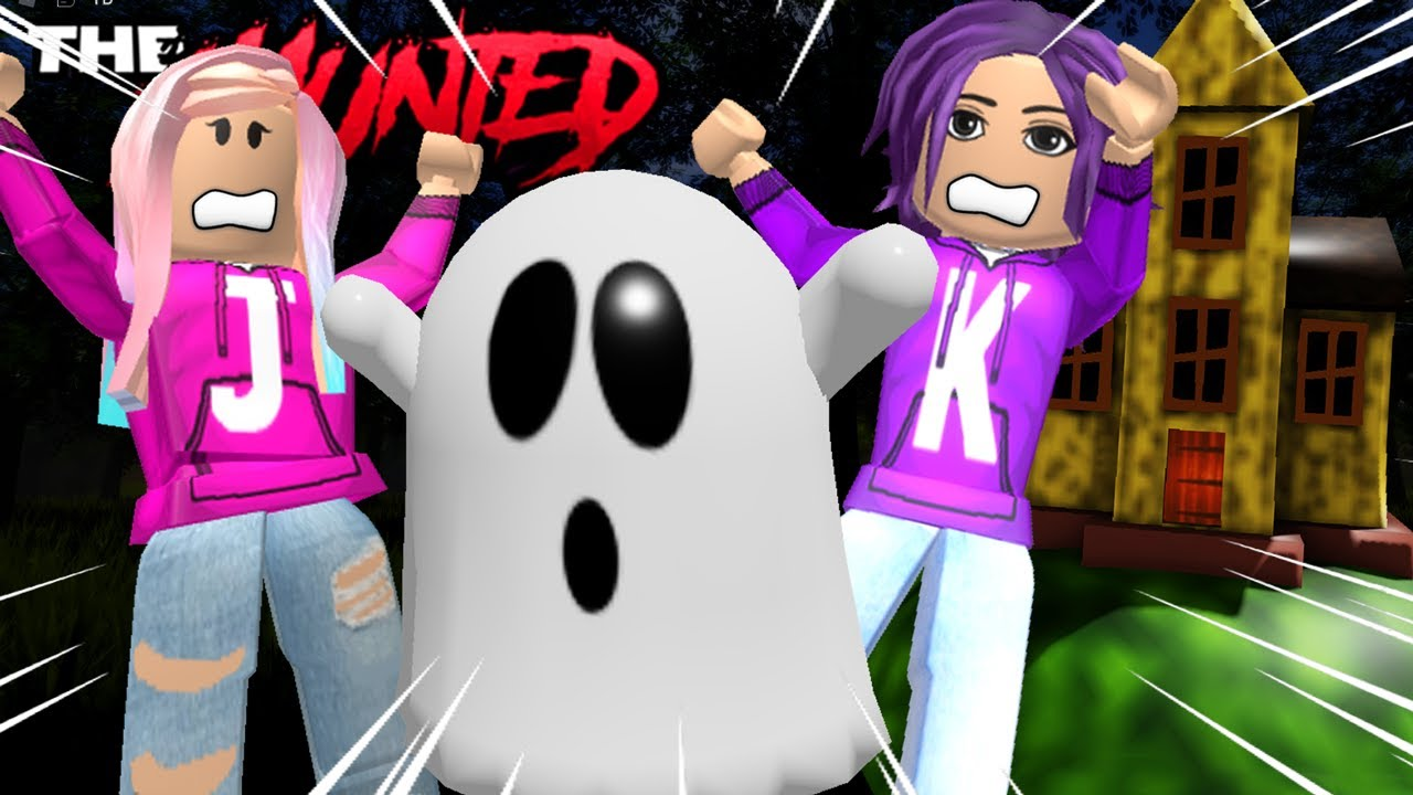 The Haunted Story! 👻 / Roblox