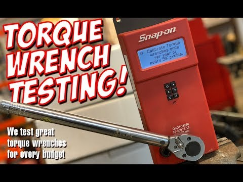 Torque Wrenches For Every Budget Tested