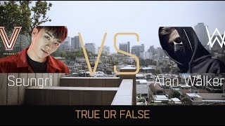 k 391   true or false challenge w alan walker seungri