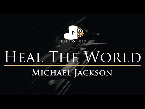 michael-jackson---heal-the-world---piano-karaoke-instrumental-cover-with-lyrics