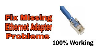 How to Download and Install ethernet adapter driver