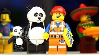 Минифигурки из LEGO Фильма!