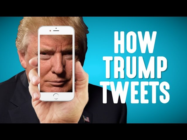 how-donald-trump-tweets