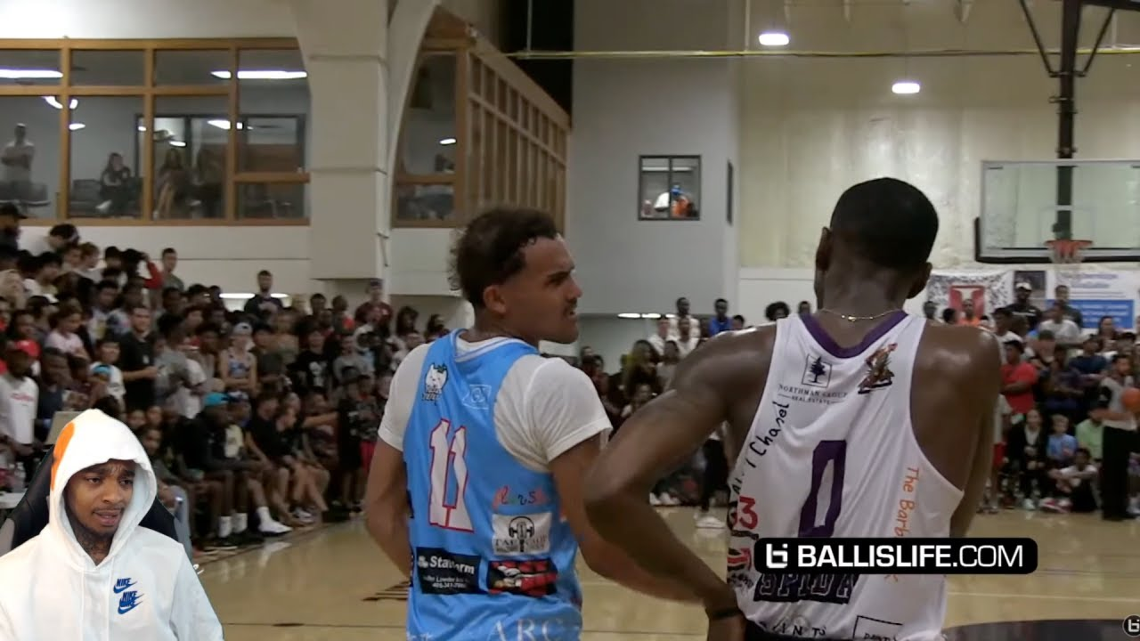 FlightReacts Trash Talker Challenged Trae Young...And Instantly Regretted It!