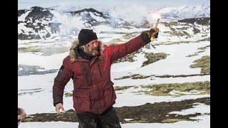 Arctic (2018)  OST Ártico  WARPITER  Mads Mikkelsen  Maria Thelma Smáradóttir DIR Joe Penna