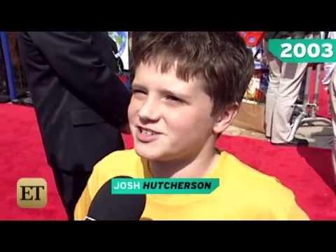 10-Year-Old Josh Hutcherson's First Interview!