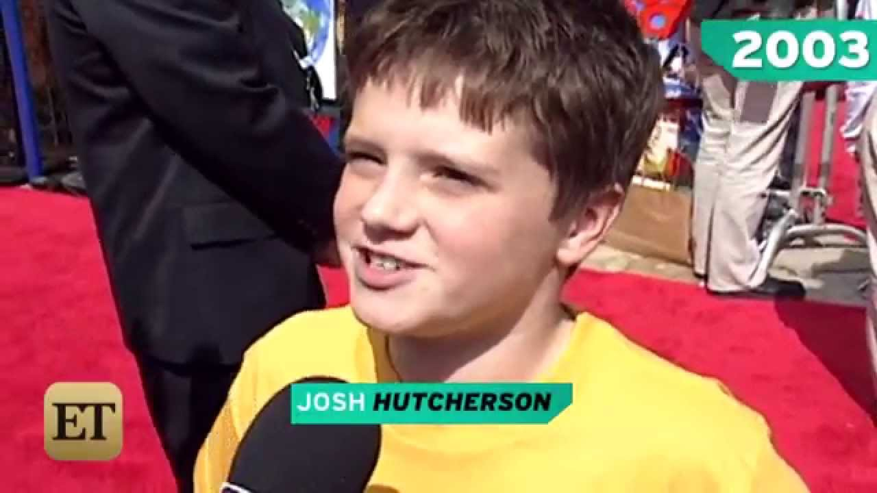 10 Year Old Josh Hutchersons First Interview Youtube