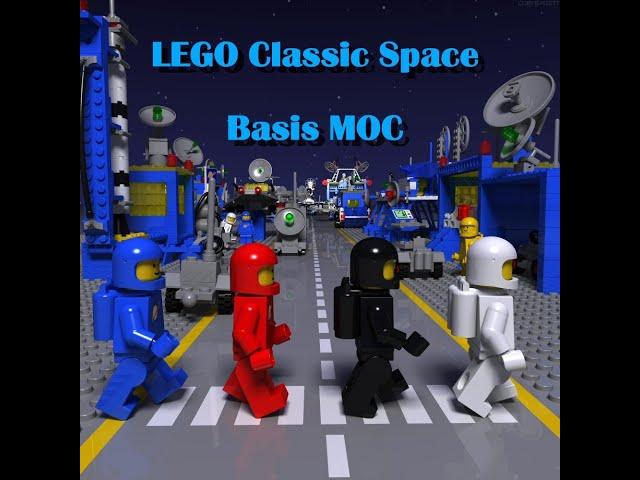 LEGO® Classic Space Basis MOC Die Vorstellung