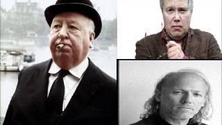 Theodor Holman in gesprek met filmrecensent Gawie Keyser over filmmaker Alfred Hitchcock n.a.v. Film