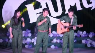 Nhạc Rừng Guitar Acoustic - HUMG Guitar Club
