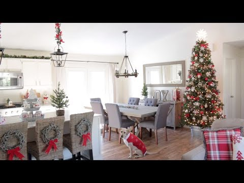 Decorating For Christmas + Christmas Decor Shopping