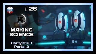 [NyanDub] [#26] Harry101UK - Making Science (RUS)