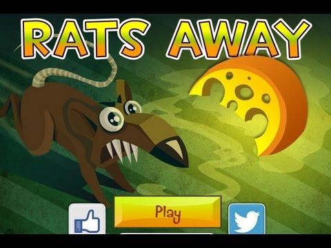 Rats Away Level1-40 Walkthrough