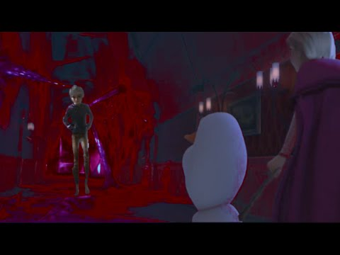 Jack Frost And Elsa(feat Anna And Rapunzel)-Dark Couple (Loyalty)