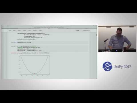 Modern Optimization Methods in Python | SciPy 2017 Tutorial | Michael McKerns