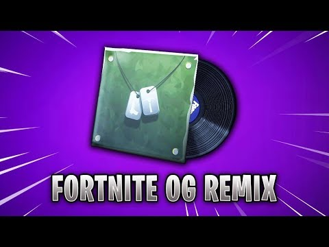 1 HOUR OF OG MUSIC REMIX FORTNITE SEASON 6