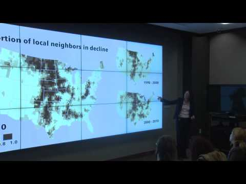 Rachel Franklin: A Geography of Contrasts