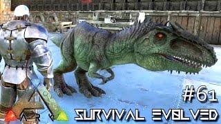 Ark survival evolved giganotosaurus lvl 1 vs skeletal t rex lvl ark survival evolved baby giganotosaurus malvernweather Choice Image