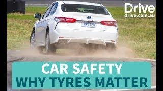 Car Safety: Why Tyres Matter | Drive.com.au