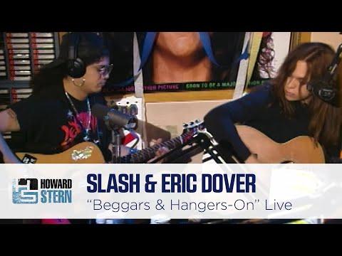"""Slash's Snakepit """"Beggars & Hangers-On"""" Live on the Stern Show (1995)"""