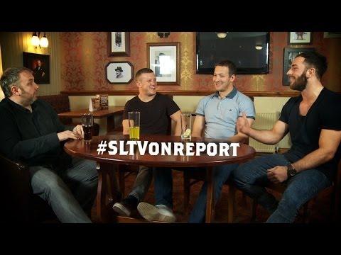 SLTV   On Report   Half Backs