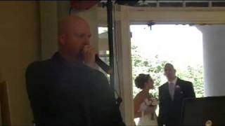 DJ Kenny Casanova - Albany, NY Wedding Reception Introduction / Intro - Sample