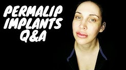 Permalips Q&A