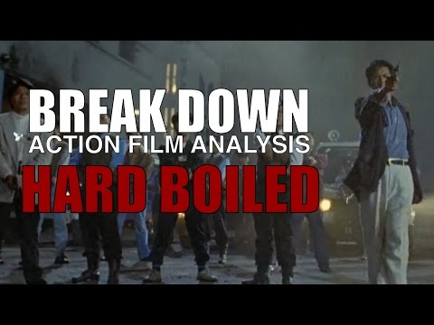 Hard Boiled  Break Down: Action Film Analysis
