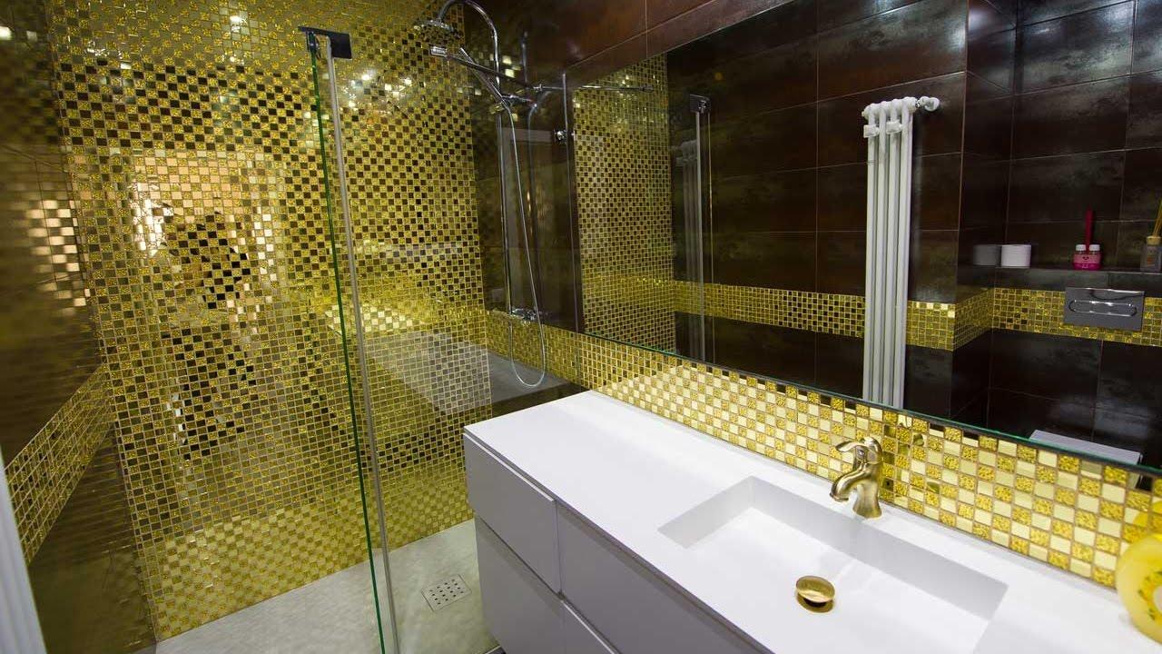Reformas en cuartos de baño - YouTube