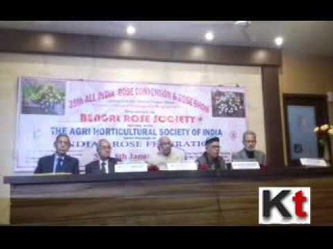 Bengal Rose Society addressing media
