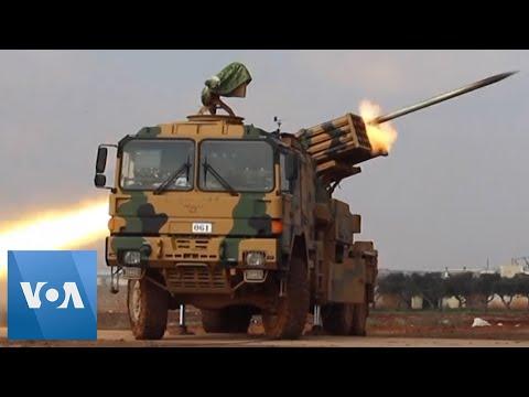 Turkish Troops, Rebels