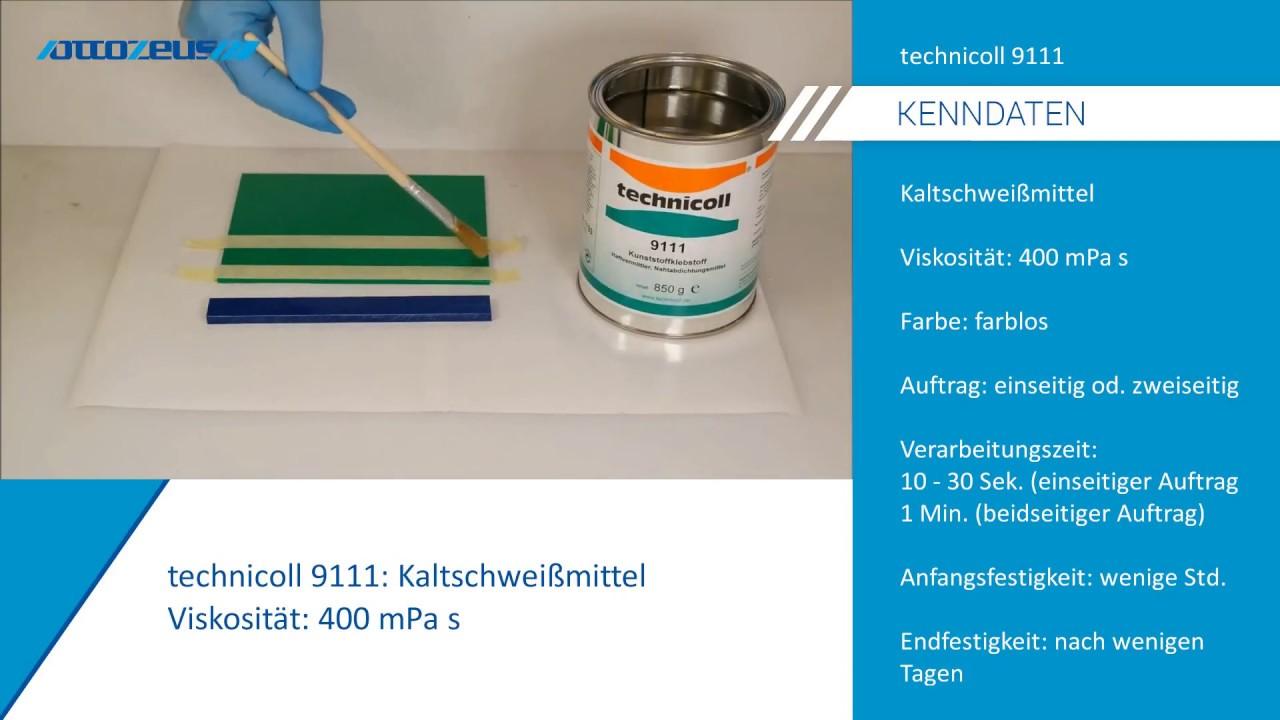 Sehr ABS Kunststoff mit Polystyrol Plastik kleben mit technicoll 9111 GK58