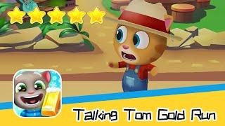 Talking Tom Gold Run Walkthrough The best cat runner game Recommend index five stars