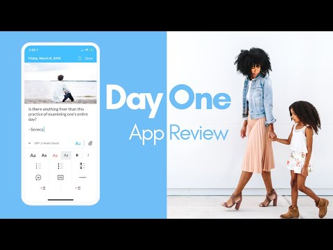 Best Journal App: Day One App Review