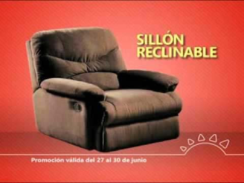 Combo De Led Sillón Reclinable La Curacao Guatemala You