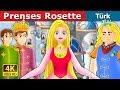 Prenses Rosette | Masal dinle | Türkçe peri masallar youtube video statistics on substuber.com